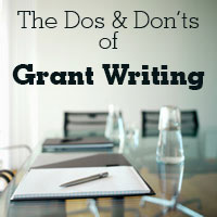 Grant Writing Tips