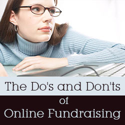 The Do's and Don'ts of Online Fundraising