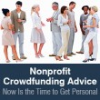 Nonprofit Crowdfunding Advice