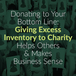 charity liquidation  - donations made to qualified charities are tax deductible