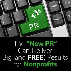 Nonprofit PR Advice - Excellent Read