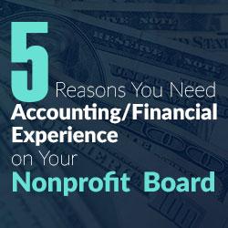 Nonprofit Accounting Advice