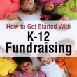 How to Get Started With K-12 Fundraising