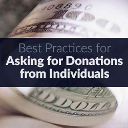 Tips for Soliciting Donations - Fundraising Advice