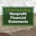 Understanding Nonprofit Financial Statements