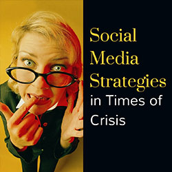 Social Media Strategies in Times of Crisis