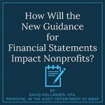 How Will the New Guidance for Financial Statements Impact Nonprofits?