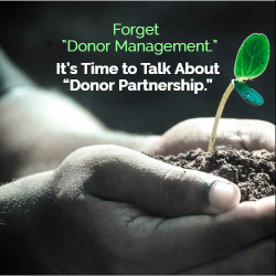 Donor Management Tips