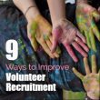 9 Ways to Improve Volunteer Recruitment