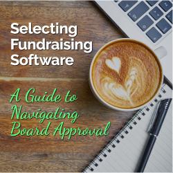 Nonprofit Fundraising Software