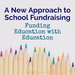 fundraising for education
