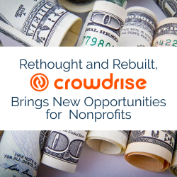 Crowdfunding for Nonprofit Crowdrise