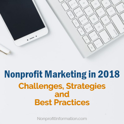 Nonprofit Marketing Strategies