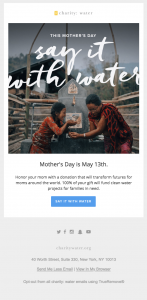 Email Marketing Nonprofit