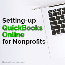 Quickbooks for Nonprofits