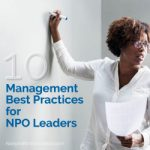 10 Management Best Practices for NPO Leaders