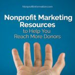 Nonprofit Marketing Resources