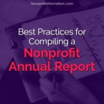 Tips Nonprofit Annual Report