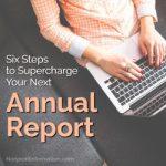 Nonprofit Annual Reports