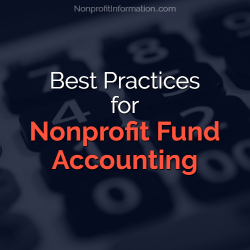 Nonprofit Fund Accounting Tips