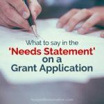 Nonprofit Grant Writing Tips