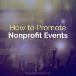 Nonprofit Event Management Tips
