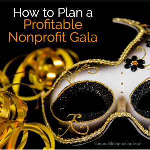 How to Plan a Gala Fundraising Event