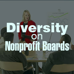 Diversity on Nonprofit Boards