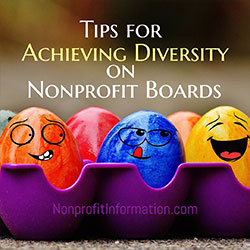 Tips on Developing a Nonprofit Board