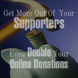 nonprofit donation advice