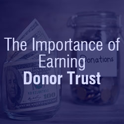 How to Increase Donor Trust in Your Nonprofit