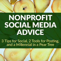nonprofit social media advice - nonprofit, hashtags and more