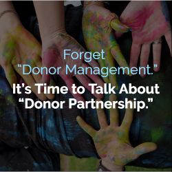 5 Tips Donor Management