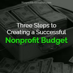 Creating a Nonprofit Budget