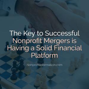 Merging Nonprofit Organizations