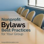 Nonprofit Bylaws Best Practices