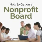 How to Get on a Nonprofit Board