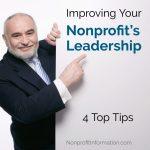 Nonprofit Leadership Tips