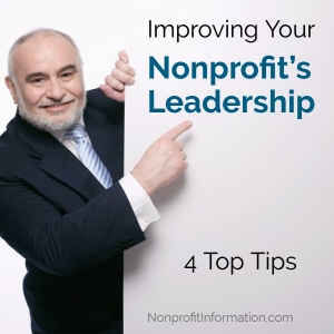 Nonprofit Leadership Tips