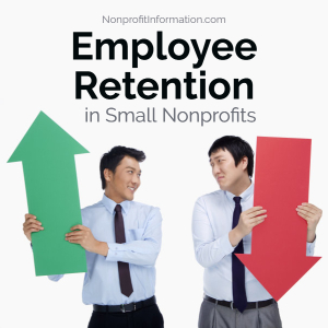 Nonprofit Employee Retention