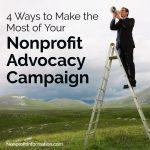 Advocacy Campaign Tips