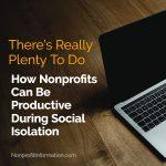 Nonprofit Task List