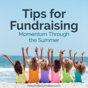 Summer Fundraising Ideas and Tips