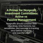 Nonprofit Investments