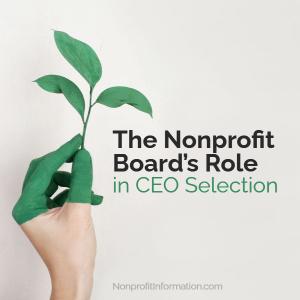 Nonprofit CEO