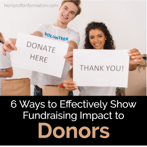 Nonprofit Donors