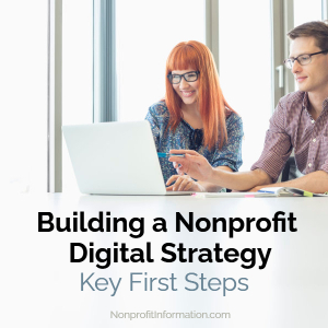 Nonprofit Digital Strategy