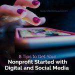 Nonprofit Social Media Digital Marketing