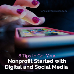 Social Media Nonprofit Digital Marketing