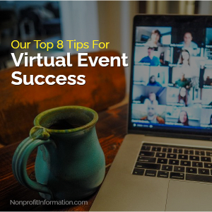 Virtual Event Tips